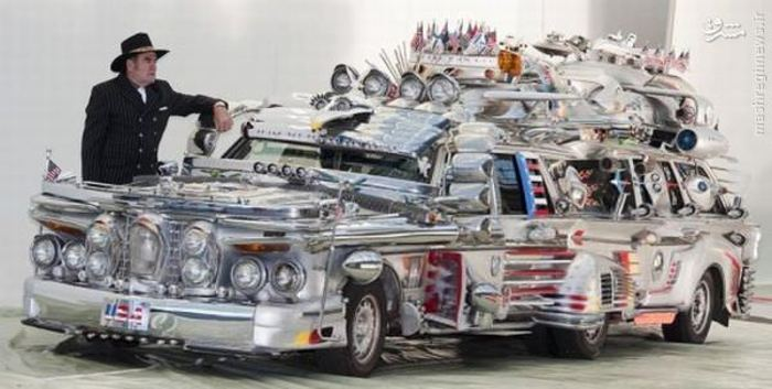 ماشین باز ایرانی قیمت لیموزین خودرو لیموزین خودرو گرانقیمت Antti Rahko