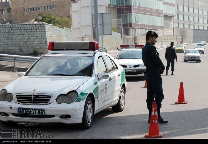 عکس/ طرح برخورد با بدحجابان در تهران