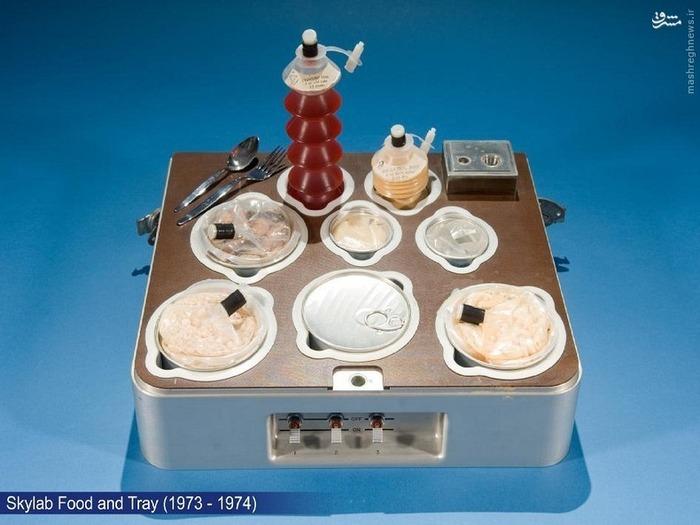 resized 1569803 430 عکس/ روش تغذیه فضانوردان ناسا