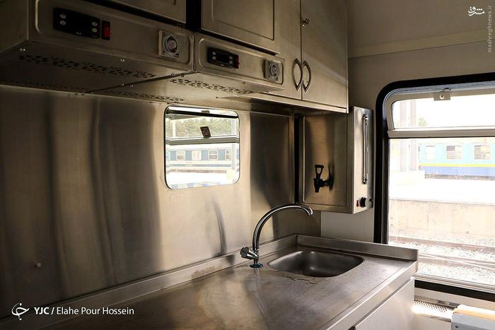 قیمت بلیط قطار ویژه تهران مشهد