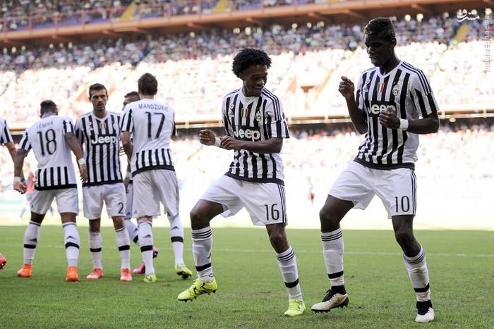 هفته چهارم؛ درخشش پوگبا و اولین پیروزی فصل مقابل جنوا