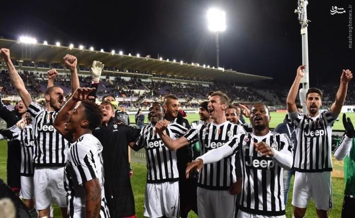 هفته سی و پنجم؛ پیروزی در فلورنس مقابل فیورنتینا در شب درخشش بوفون، یووه به اسکودتو چشمک زد