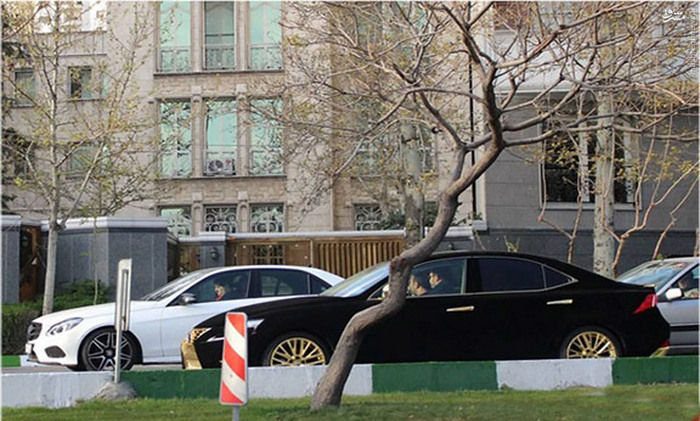 عکس بچه پولدار دور دور بچه پولدارها خودروهای گذر موقت خودرو میلیاردی خودرو لوکس در ایران خودرو گرانقیمت Rich Kids Of Tehran