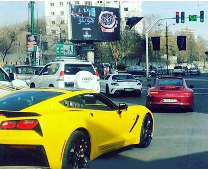 ماشین های لوکس در ایران عکس بچه پولدار دور دور بچه پولدارها خودروهای میلیاردی ایران خودروهای گذر موقت خودرو گرانقیمت Rich Kids Of Tehran