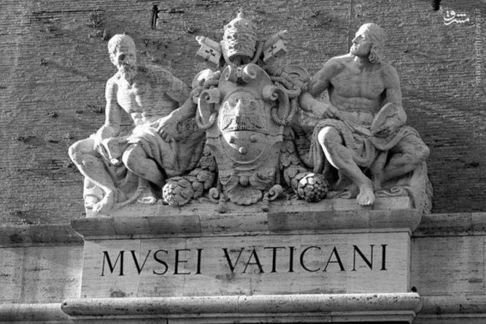 واتیکان موزه واتیکان توریستی واتیکان توریستی ایتالیا پاپ ژولیوس دوم Vatican Museums