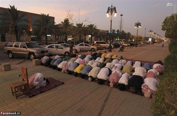 نماز جماعت جوانان جمعیت