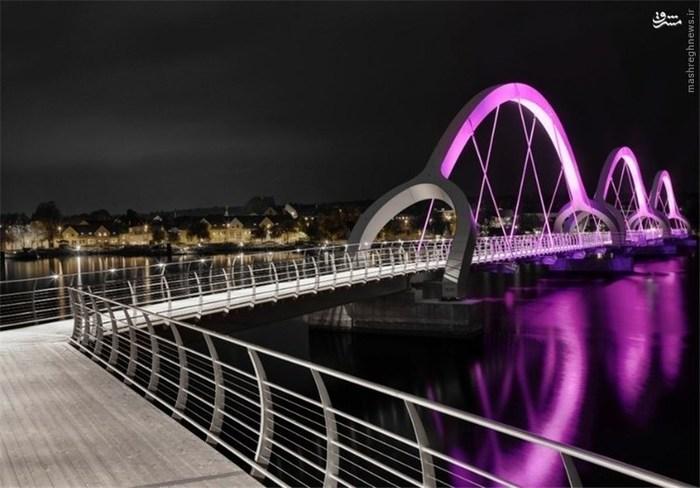 «سالوزبورگ بریج» و یا «سولوسبوره بریج» (Sölvesborg Bridge) در شهر «سولوسبوره» سوئد