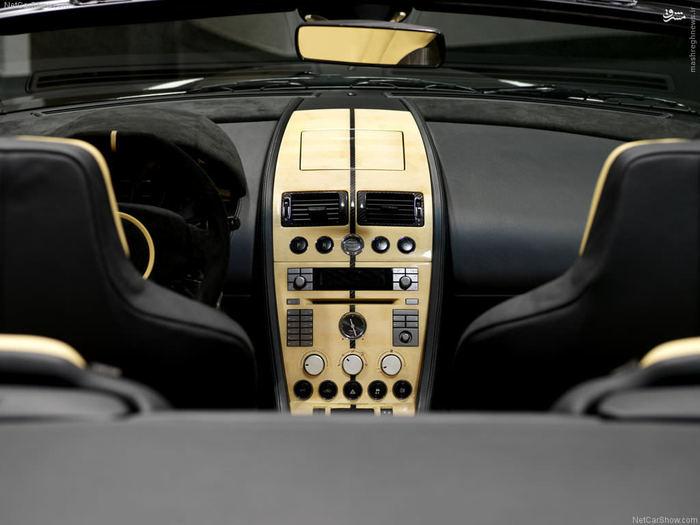 Mansory Aston Martin DB9 Volante - 2005