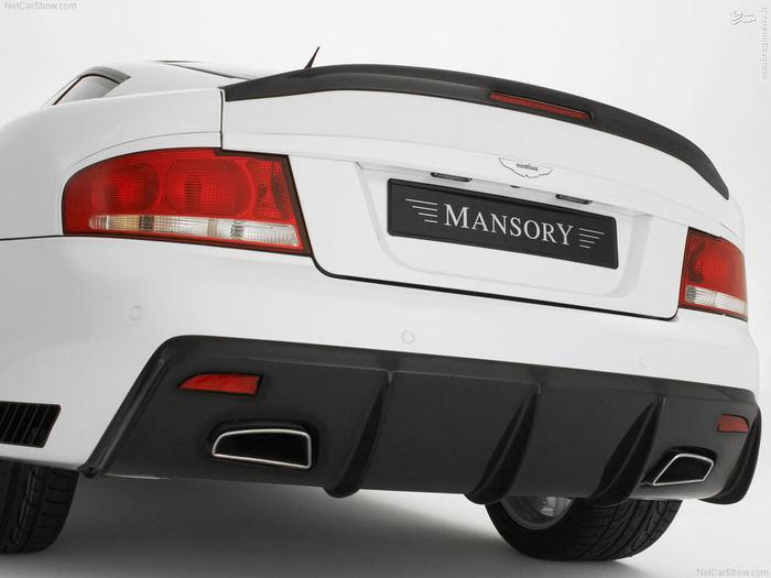 Mansory Aston Martin Vanquish S - 2005