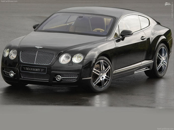 Mansory Bentley Continental GT - 2005