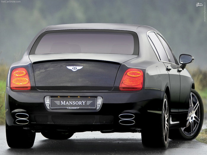 Mansory Bentley Continental Flying Spur - 2006