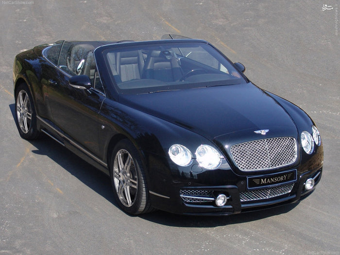 Mansory Bentley Continental GTC - 2006