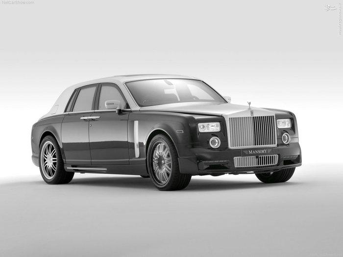 Mansory Rolls Royce Conquistador - 2007