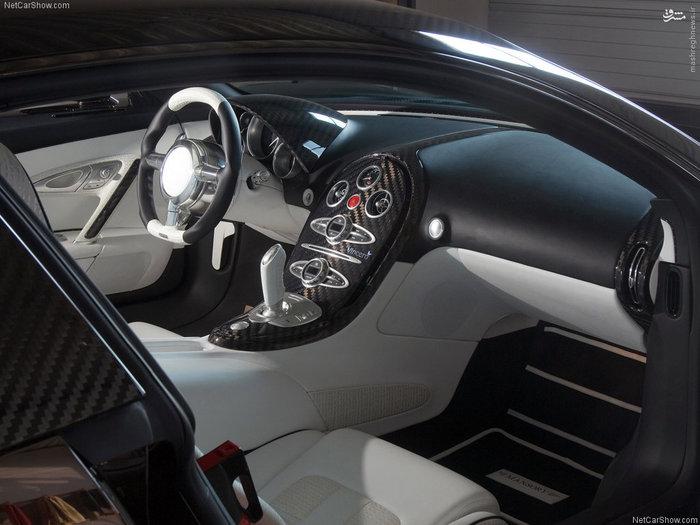 Mansory Bugatti Veyron Linea Vincero - 2009