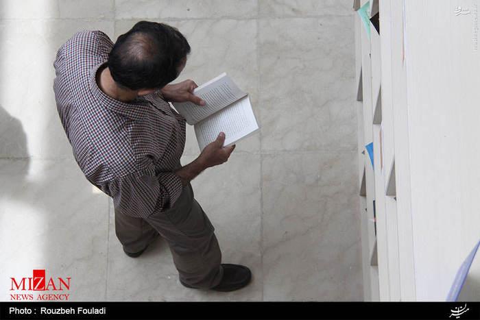 resized 1625112 923 عکس/ نهمین روز نمایشگاه بین المللی کتاب