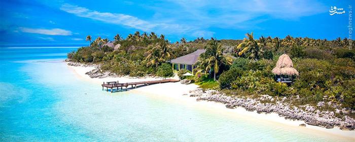 دیوید کاپرفیلد_ جزیرهی موشا دارای ۶۰ هکتار ساحل سفید و تا حد زیادی توسعه نیافته است. این موضوع به صاحب این جزیره که دیوید کاپرفیلد شعبدهباز است اجازه میدهد تا در این بهشت استوایی سرسبز بکر به استراحت بپردازد.