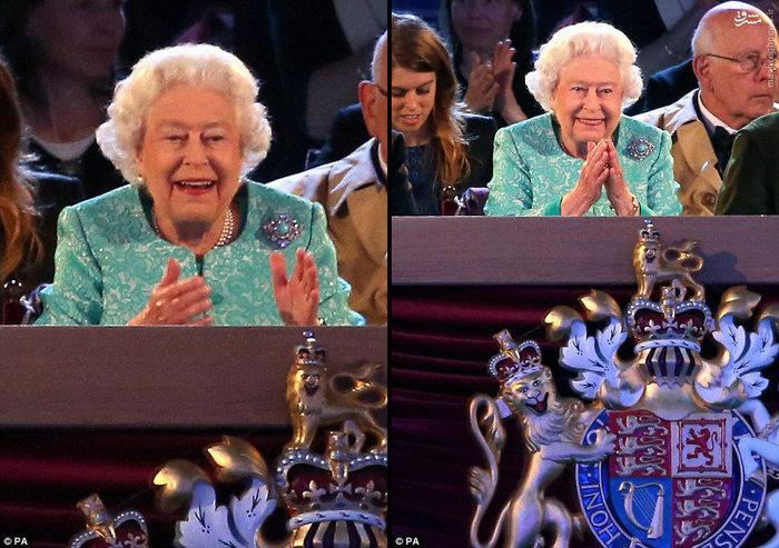 متن برای تولد دو سالگی جشن تولد 90 سالگی ملکه انگلیس +تصاویر - مجله مراحم