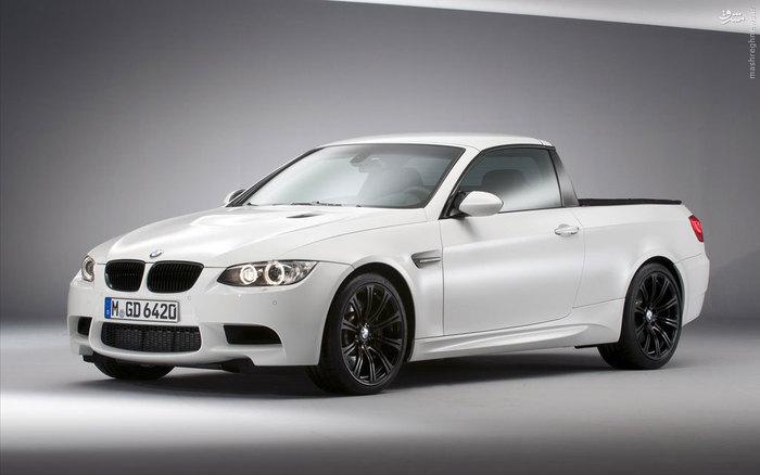 وانت BMW هم آمد +تصاویر