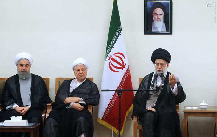 resized 1654768 479 عکس/ دیدار افراد مجلس خبرگان با رهبرانقلاب