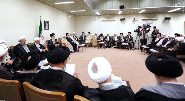 resized 1654769 180 عکس/ دیدار افراد مجلس خبرگان با رهبرانقلاب