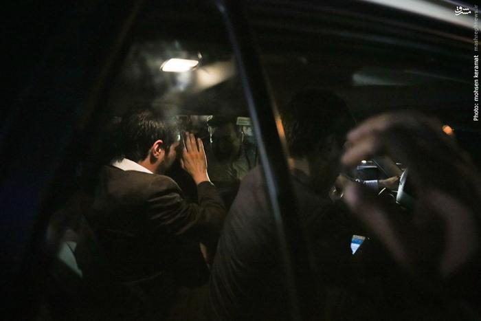 تصاویر: استقبال از شهاب حسینی و اصغر فرهادی در فرودگاه امام