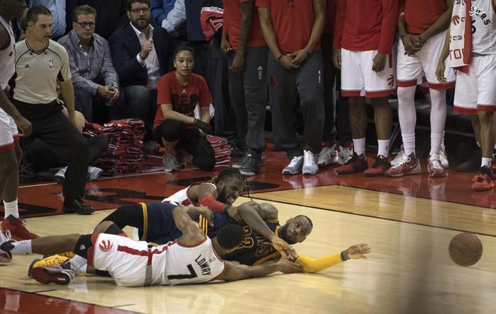 resized 1656001 618 عکس/ جذاب و دیدنیهای پلی آف NBA