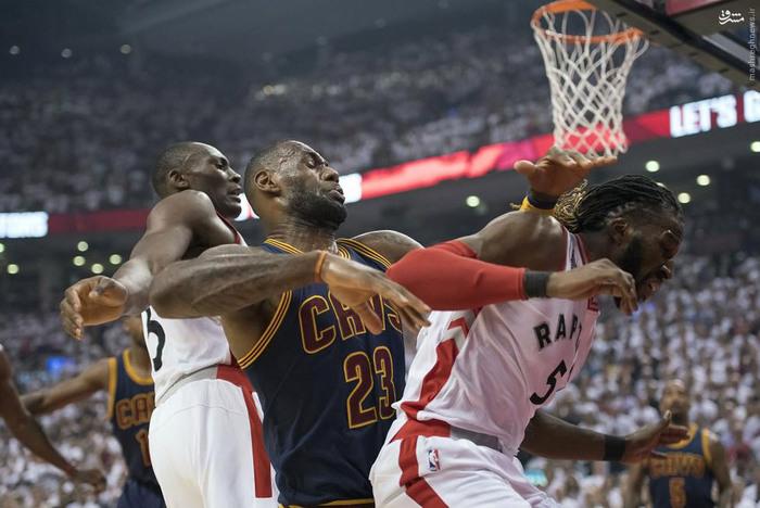 resized 1656006 731 عکس/ جذاب و دیدنیهای پلی آف NBA