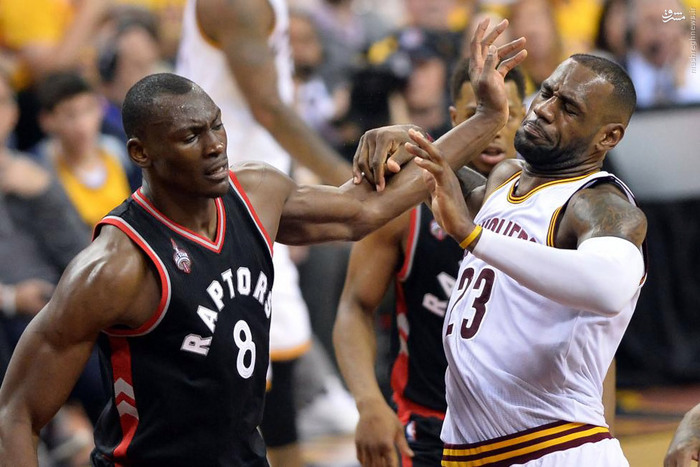 resized 1656009 947 عکس/ جذاب و دیدنیهای پلی آف NBA