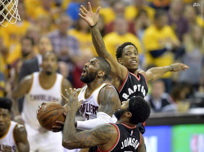 resized 1656019 963 عکس/ جذاب و دیدنیهای پلی آف NBA