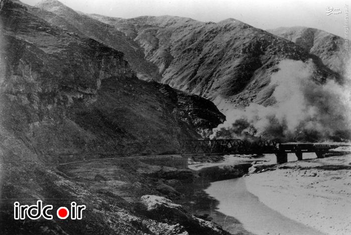 تاسیسات نفتی جنوب در دوران قاجار