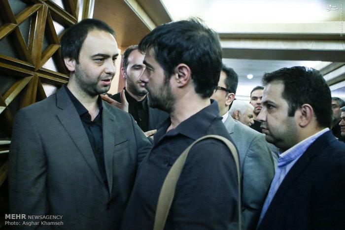 همسر شهید بابایی همسر شهاب حسینی بیوگرافی الهام حمیدی اینستاگرام شهاب حسینی