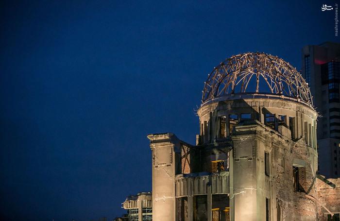 عکس های هیروشیما قبل از بمب اتم, عکس های شهر هیروشیما بعد از بمب اتم, عکس های کنونی هیروشیما