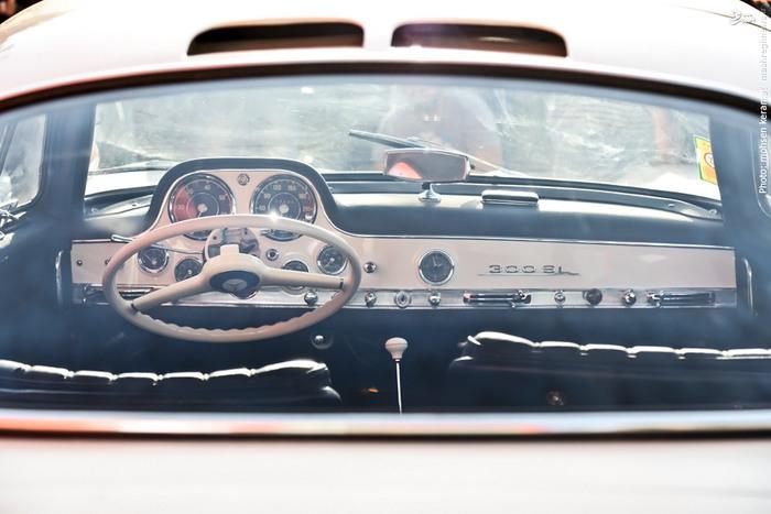 مرسدس بنز 300SL ماشین عتیقه قیمت مرسدس بنز بهترین مرسدس بنز