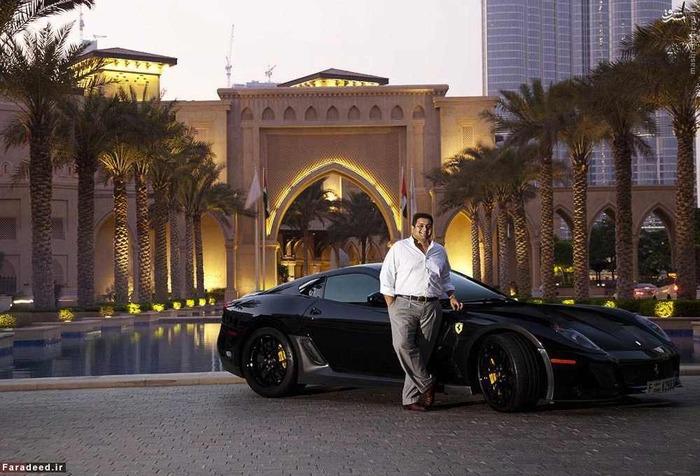 فراری FP30 دیگر شاهکار سفارشی این برند است که در سال 2013 بر اساس مدل 599GTO برای مالک هندی تبار مقیم دوبی آقای چیراگ آریاCheerag Arya ساخته شد. این خودرو به در خواست مالک، چندان رسانه ای نشد و صرفا در کلکسیون شخصی نگهداری می شود.