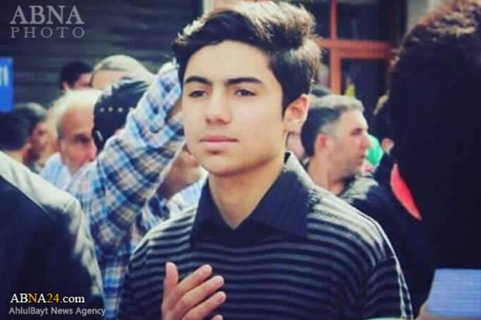 شهید علی الهادی حسین