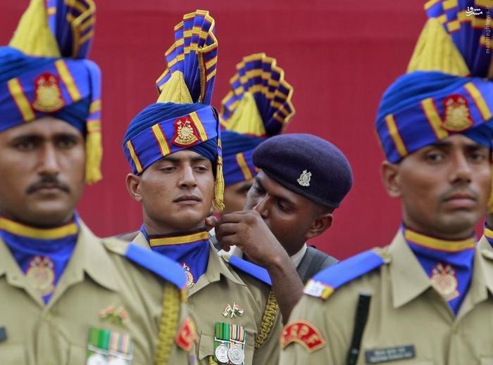 تصاویر: منظم کردن نظامیان,نظم به نظامیان,نظم در ارتش
