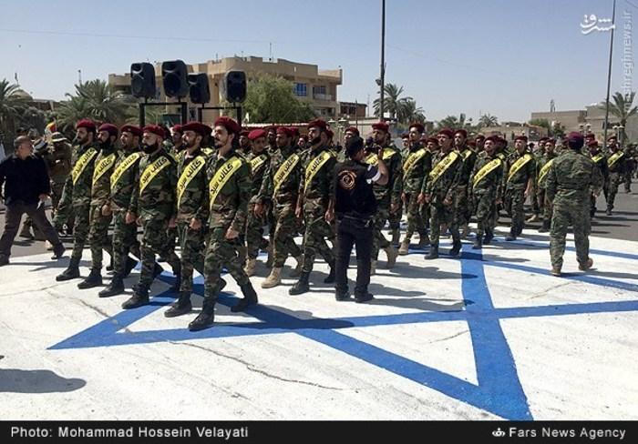 راهپیمایی روز جهانی قدس در بغداد
