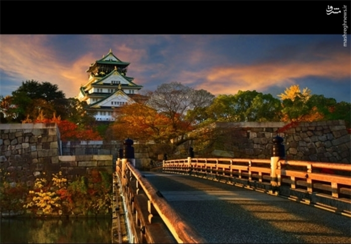 17- اوزاکا – 7.02 میلیون گردشگر