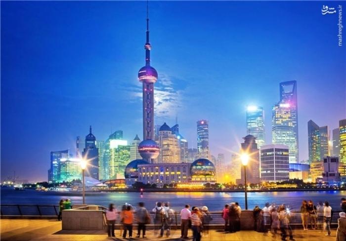 19- شانگهای – 6.12 میلیون گردشگر