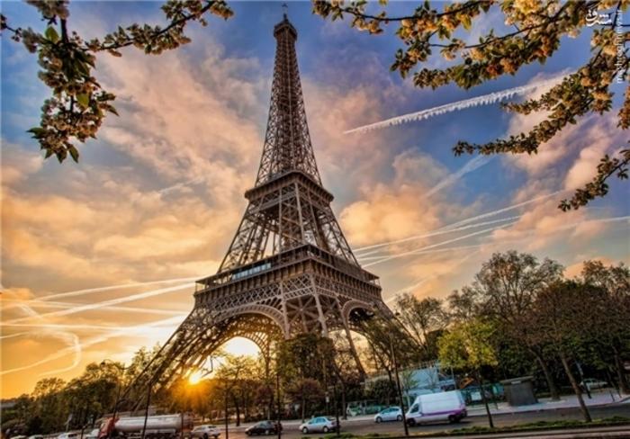 3- پاریس – 18.03 میلیون گردشگر