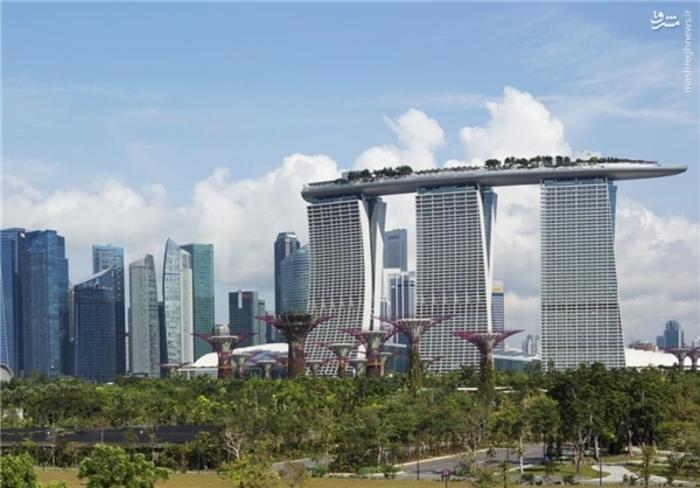 6- سنگاپور – 12.11 میلیون گردشگر