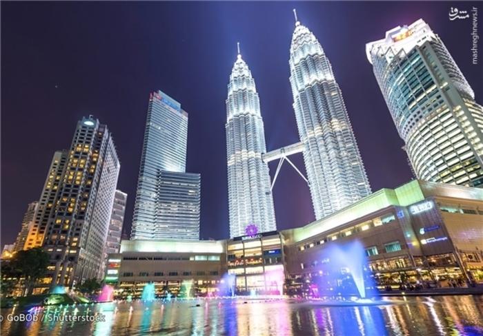 7- کوالالامپور – 12.02 میلیون گردشگر