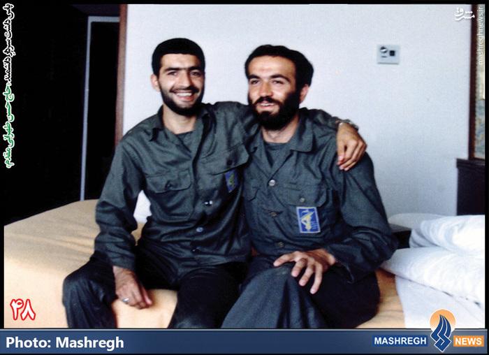 حسن طهرانی مقدم و شهید «حاج حسن شفیع»