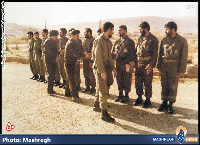 حسن طهرانی مقدم - دیدار کارشناسان موشکی سپاه با هیات نظامی «سوریه»