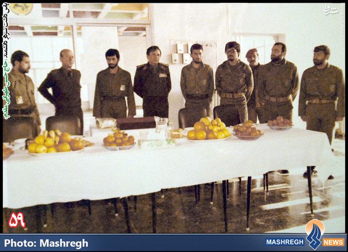 حسن طهرانی مقدم - دیدار کارشناسان موشکی سپاه با هیات نظامی خارجی