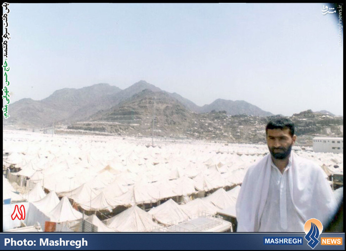 حاج حسن طهرانی مقدم - سفر حج