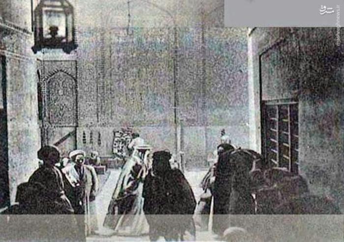 بارگاه امام حسين (عليه السلام) حدود دهه دوم قرن بیست
