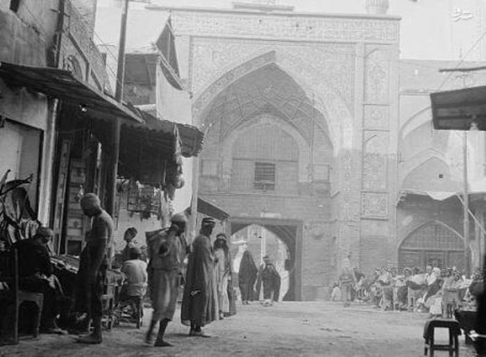 شهر کربلای معلی در سال 1932 میلادی