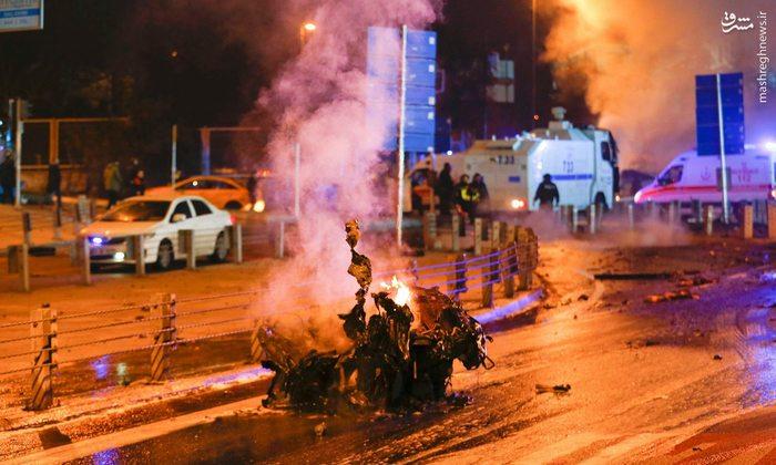 نزدیک به 200 کشته و زخمی بر اثر دو انفجار در استانبول