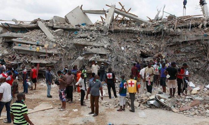 60 کشته در نیجریه بر اثر فروریختن سقف یک کلیسا حین مراسم نیایش